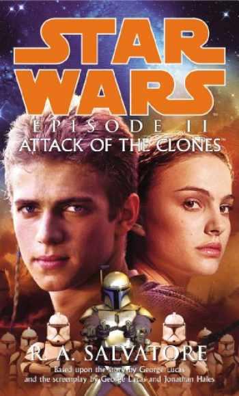 9780099410577-0099410575-Swepii Attack of Clones (Star Wars)
