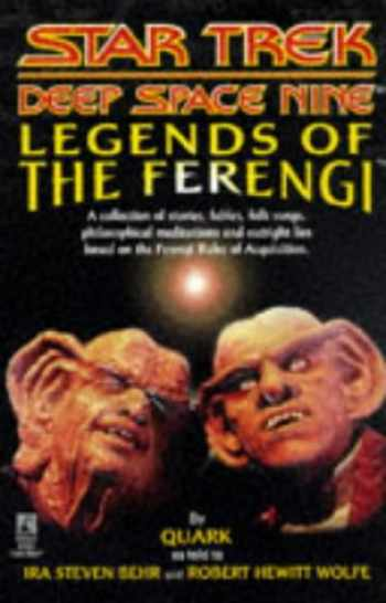 9780671007287-0671007289-Legends of the Ferengi (Star Trek: Deep Space Nine)