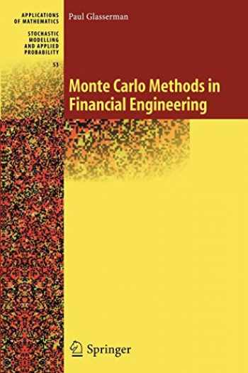 9781441918222-1441918221-Monte Carlo Methods in Financial Engineering (Stochastic Modelling and Applied Probability (53))