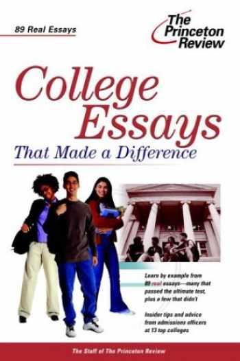 Signet classic student scholarship essay contest