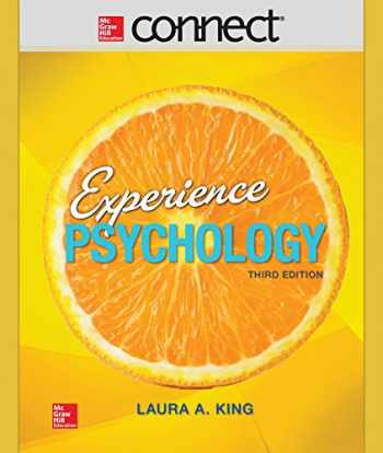 9781259319631-1259319636-Connect Access Card for Experience Psychology