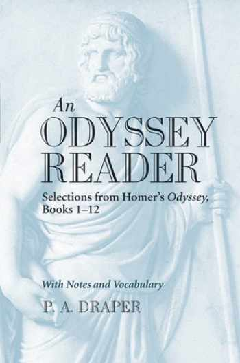 9780472051922-047205192X-An Odyssey Reader: Selections from Homer's Odyssey, Books 1-12