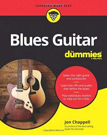 9781119695639-1119695635-Blues Guitar For Dummies (For Dummies (Music))