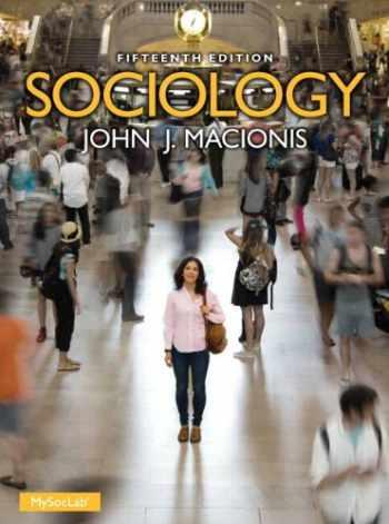 9780133753271-0133753271-Sociology, Books a la Carte Edition (15th Edition)