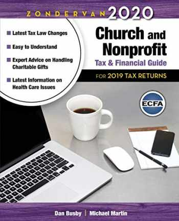 9780310588788-0310588782-Zondervan 2020 Church and Nonprofit Tax and Financial Guide: For 2019 Tax Returns
