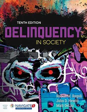 9781284112955-1284112950-Delinquency in Society