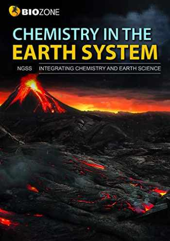 9781927309711-1927309719-BIOZONE Chemistry in the Earth System - Student Edition