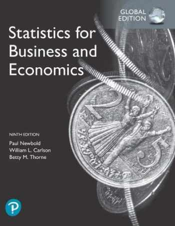 9781292315034-1292315032-Statistics for Business and Economics, Global Edition
