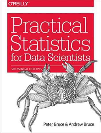 9781491952962-1491952962-Practical Statistics for Data Scientists: 50 Essential Concepts