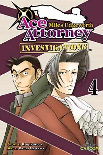 9781612620978-1612620973-Miles Edgeworth: Ace Attorney Investigations 4
