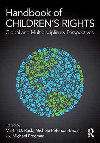 9781848724792-1848724799-Handbook of Children's Rights: Global and Multidisciplinary Perspectives