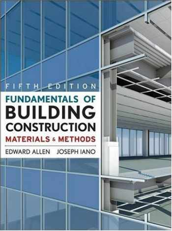 9780470074688-047007468X-Fundamentals of Building Construction: Materials and Methods, 5th Edition