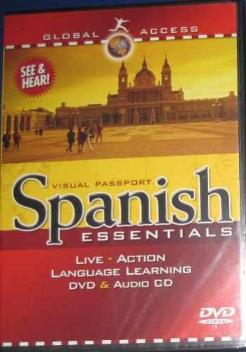9781591259770-1591259770-Spanish Essentials Language Learning DVD & Cd