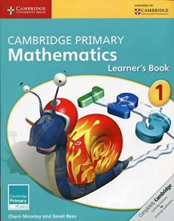 9781107631311-1107631319-Cambridge Primary Mathematics Learner's Book 1 (Cambridge Primary Maths)