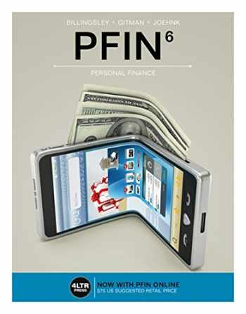 9781337117005-1337117005-PFIN (with PFIN Online, 1 term (6 months) Printed Access Card) (New, Engaging Titles from 4LTR Press)