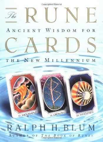 9780312169923-0312169922-The Rune Cards: Ancient Wisdom For the New Millennium