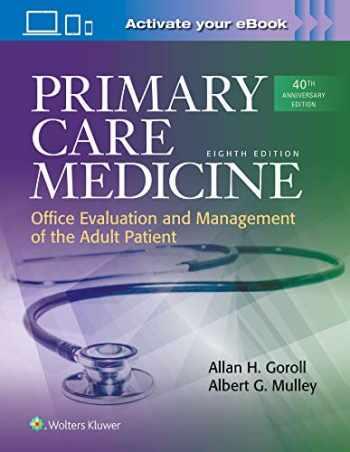 9781496398116-1496398114-Primary Care Medicine (Primary Care Medicine ( Goroll ))