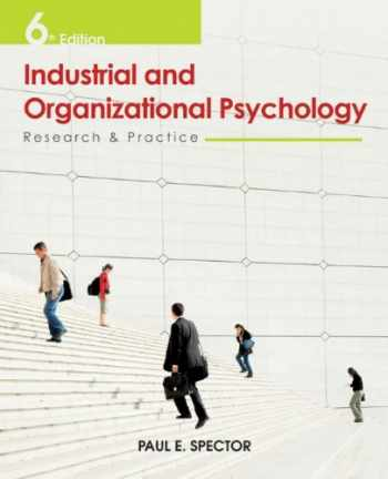 9780470949764-0470949767-Industrial and Organizational Psychology: Research and Practice