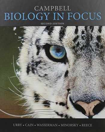 9780134433776-0134433777-Campbell Biology in Focus; Modified Mastering Biology with Pearson eText -- ValuePack Access Card -- for Campbell Biology in Focus (2nd Edition)