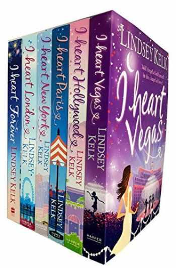 9789123753796-912375379X-I Heart series lindsey kelk 6 books collection set (hollywood, vegas, new york, paris, london, forever)