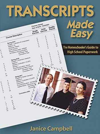 9780977468539-0977468534-Transcripts Made Easy: The Homeschoolers Guide to High School Paperwork