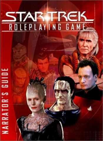 9781582369013-1582369011-Star Trek Roleplaying Game Narrator's Guide