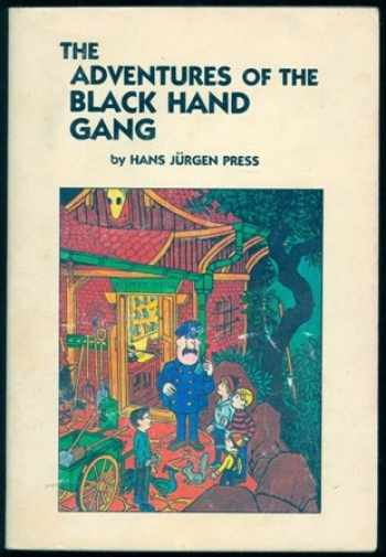 9780590300001-0590300008-The Adventures of the Black Hand Gang