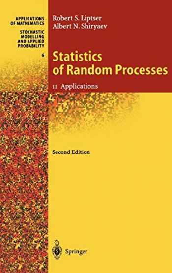 9783540639282-3540639284-Statistics of Random Processes II