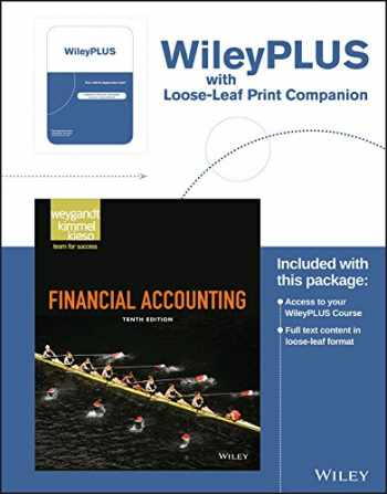9781119346661-1119346665-Financial Accounting, 10e WileyPLUS Registration Card + Loose-leaf Print Companion