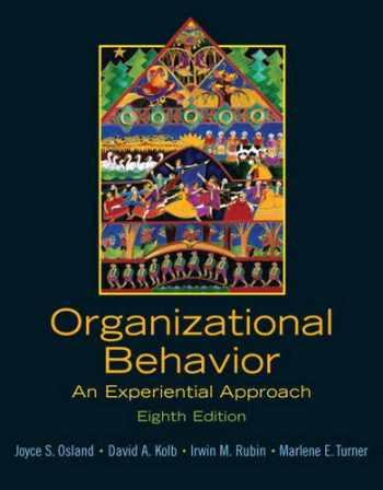 9780131441514-0131441515-Organizational Behavior: An Experiential Approach