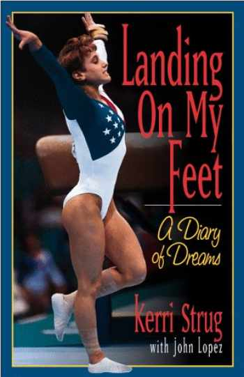 9780836269444-0836269446-Landing on My Feet: A Diary of Dreams