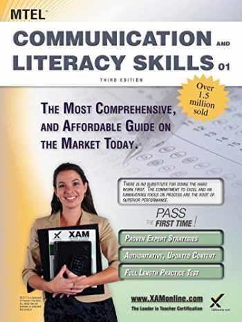 9781607873112-1607873117-MTEL Communication and Literacy Skills 01 Teacher Certification Study Guide Test Prep
