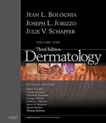 9780723435716-0723435715-Dermatology: 2-Volume Set: Expert Consult Premium Edition - Enhanced Online Features and Print (Bolognia, Dermatology)