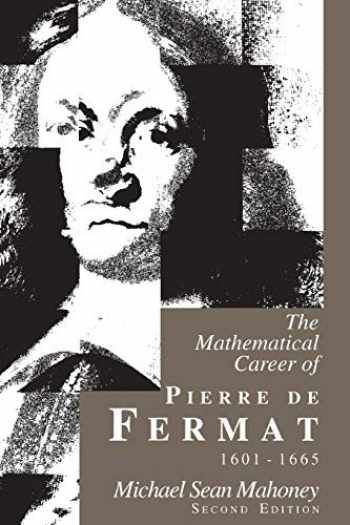 9780691036663-0691036667-The Mathematical Career of Pierre de Fermat, 1601-1665