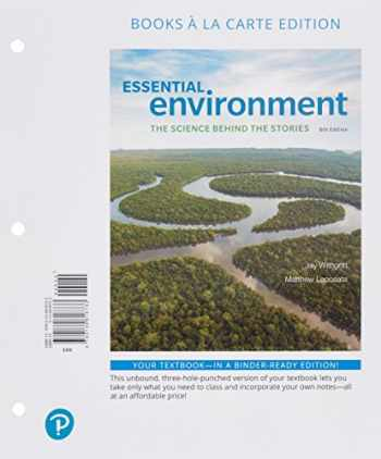 9780134818733-0134818733-Essential Environment: The Science Behind the Stories, Books a la Carte Edition (6th Edition)