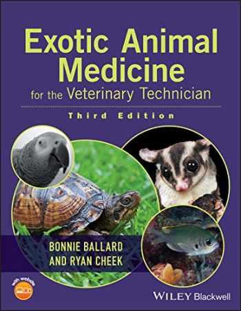 9781118914281-1118914287-Exotic Animal Medicine for the Veterinary Technician