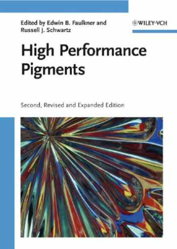 9783527314058-3527314059-High Performance Pigments