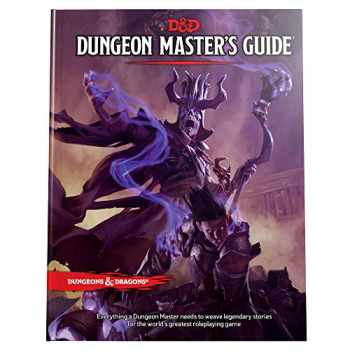 9780786965625-0786965622-Dungeons & Dragons Dungeon Master's Guide (Core Rulebook, D&D Roleplaying Game)