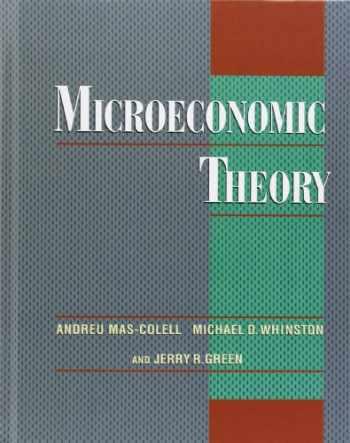 9780195073409-0195073401-Microeconomic Theory