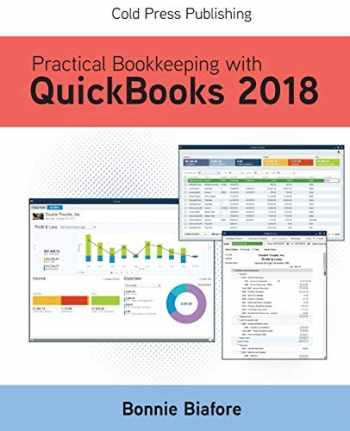 9780998294353-0998294357-Practical Bookkeeping with QuickBooks 2018