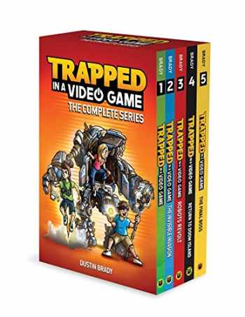 9781449499556-1449499554-Trapped in a Video Game: The Complete Series