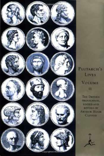 9780679600091-0679600094-Plutarch's Lives: Vol. II