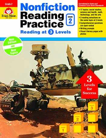 9781629383163-1629383163-Evan-Moor Non-Fiction Reading Practice, Grade 2