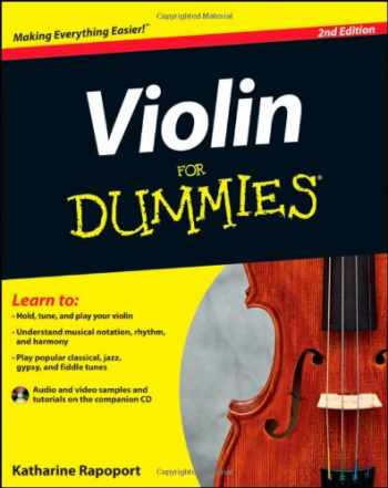 9781118273593-1118273591-Violin For Dummies, 2nd Edition