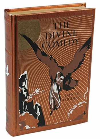 9781607109914-1607109913-The Divine Comedy (Leather-bound Classics) (2013) Leather Bound