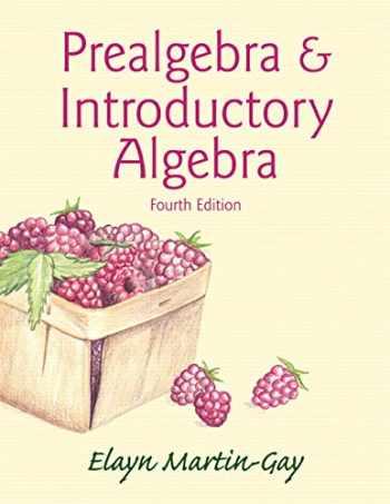 9780321955791-032195579X-Prealgebra & Introductory Algebra (4th Edition)