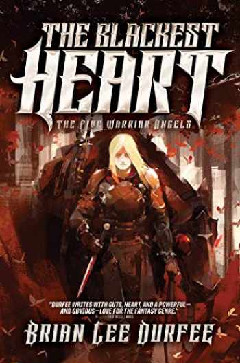 9781481465250-1481465252-The Blackest Heart (2) (The Five Warrior Angels)