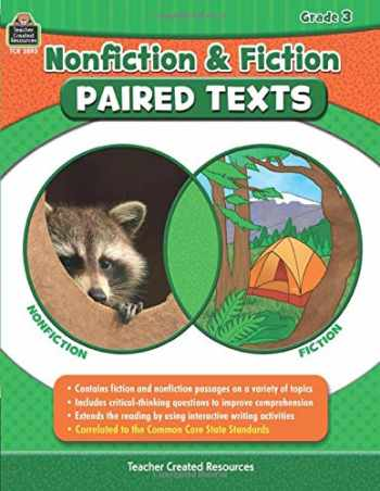 9781420638936-1420638939-Nonfiction and Fiction Paired Texts Grade 3: Grade 3