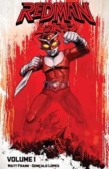 9780692152904-0692152903-Redman: The Kaiju Hunter (1)
