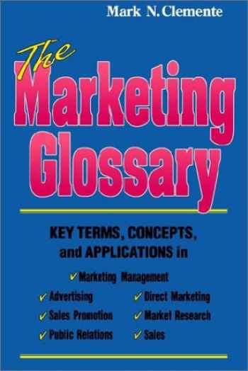 sell  buy or rent the marketing glossary  key terms